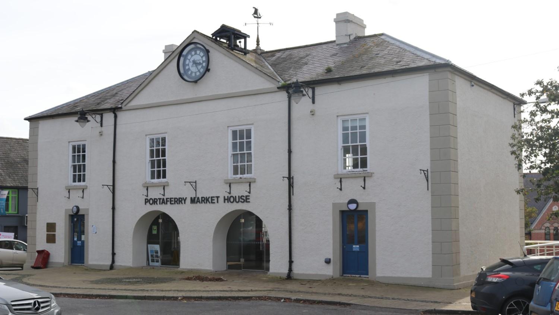 Market House Portaferry