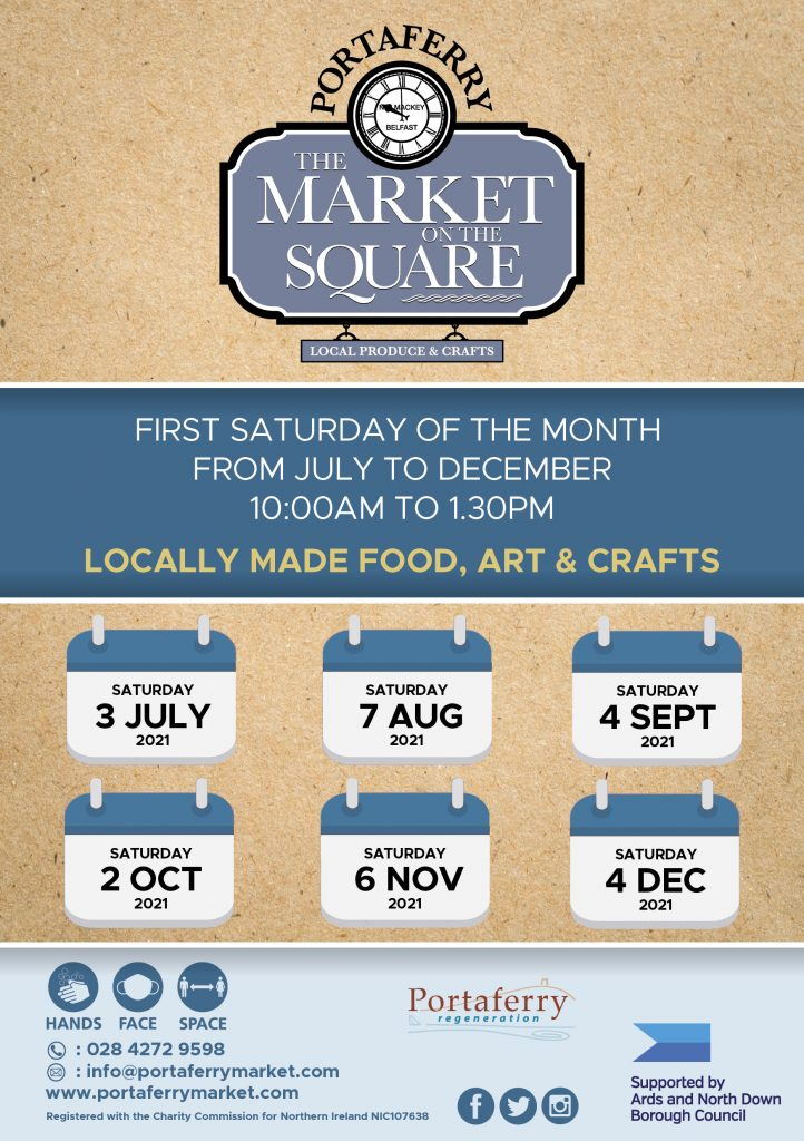 Market on the Square Flyer