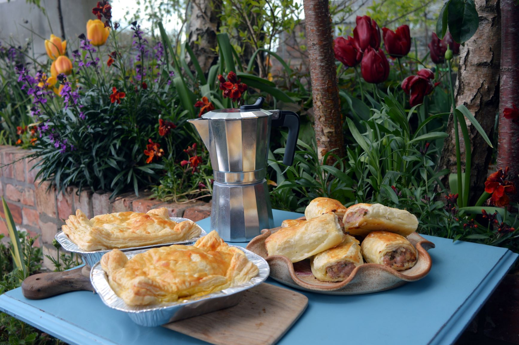 Portaferry Market Pastries